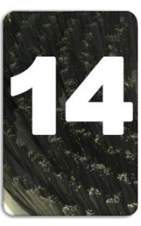 """14"""" - 356mm kefe"""