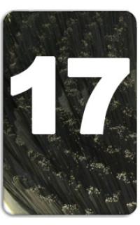 """17"""" - 430mm kefe"""