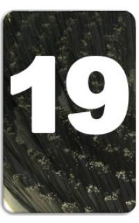 """19"""" - 483mm kefe"""